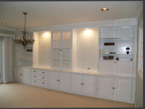 Beauty and class starts with Arthur Brown Cabinets